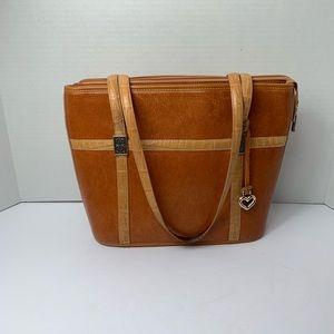 Brighton Vintage Shopper Tote Bag   Vintage Purse